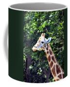 Long Neck Coffee Mug