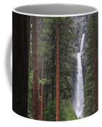 Lower Yosemite Falls Coffee Mug