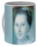 Martha Washington, American Patriot Coffee Mug