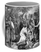 Mary Queen Of Scots Coffee Mug by Photo Researchers