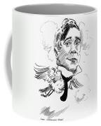 Maurice Maeterlinck Coffee Mug
