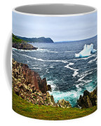Melting Iceberg Coffee Mug by Elena Elisseeva
