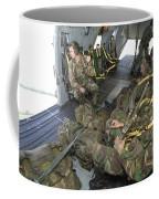 Members Of The Pathfinder Platoon Coffee Mug
