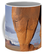 Monument Valley, Usa Coffee Mug by John Burcham