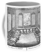 Moravians, 1757 Coffee Mug