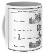 Mother Goose, 1849 Coffee Mug by Granger