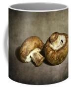 2 Mushrooms Coffee Mug