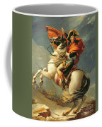 Napoleon Crossing The Alps On 20th May 1800 Coffee Mug
