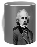 Nathaniel Hawthorne, American Author Coffee Mug by Photo Researchers