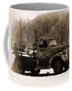 New Mexico Winter Coffee Mug