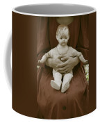 Old Doll Coffee Mug by Joana Kruse