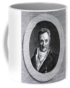 Philippe Pinel, French Physician Coffee Mug by Science Source