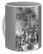 Phonograph, 19th Century Coffee Mug
