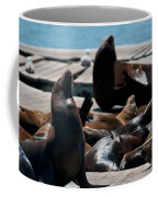 Pier 39 San Francisco Coffee Mug