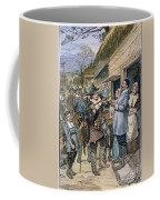 Pilgrims: Thanksgiving, 1621 Coffee Mug
