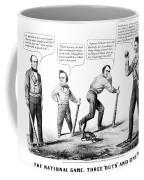Presidential Campaign, 1860 Coffee Mug