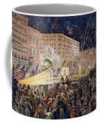 Presidential Campaign: 1876 Coffee Mug