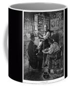 Presidential Campaign, 1884 Coffee Mug