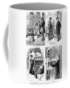 Pullman Car, 1877 Coffee Mug