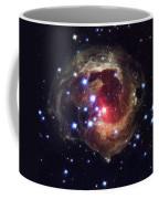 Radiation From A Stellar Burst Coffee Mug by ESA and nASA