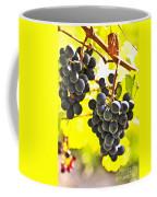 Red Grapes Coffee Mug by Elena Elisseeva