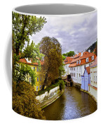 Red Roofs Of Prague Coffee Mug