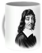 Ren� Descartes, French Polymath Coffee Mug