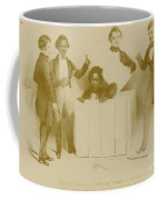 Resurrection Of Henry Box Brown Coffee Mug by Photo Researchers