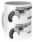 Revolvers, 19th Century Coffee Mug by Granger