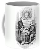 Roosevelt Cartoon, 1884 Coffee Mug by Granger