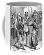 Salem Witch Trial, 1692 Coffee Mug