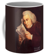 Samuel Johnson, English Author Coffee Mug by Photo Researchers