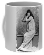 Sarah Bernhardt, French Actress Coffee Mug