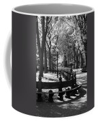 Scenes From Central Park Coffee Mug