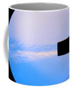 Schlieren Image Of A Hair Dryer Coffee Mug