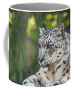 Snow Leopard Coffee Mug
