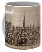 Southwark Bridge Artwork Coffee Mug