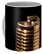 Spark Plug Firing Coffee Mug