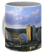 Standing Stones, Blacksod Point, Co Coffee Mug