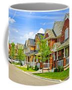 Suburban Homes Coffee Mug