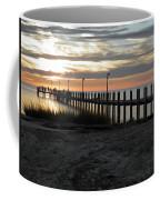 Sunset Cape Charles Virginia Coffee Mug