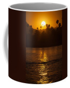 sunset santa Barbara Coffee Mug