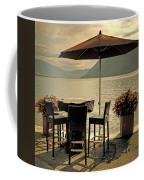 Table And Chairs Coffee Mug