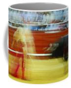 Tauromaquia Bull-fights In Spain Coffee Mug