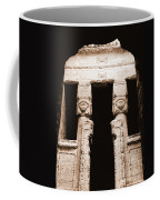 Temple Of Hathor Coffee Mug