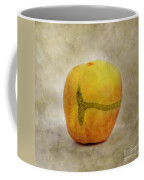 Textured Apple Coffee Mug