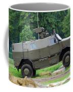 The Dingo 2 Mppv Of The Belgian Army Coffee Mug