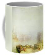 The Dogana And Santa Maria Della Salute Venice Coffee Mug