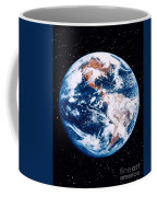 The Earth Coffee Mug by Stocktrek Images