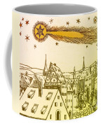 The Great Comet Of 1556 Coffee Mug by Science Source